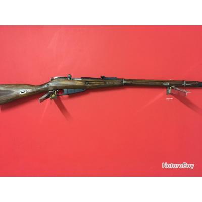 Carabine Mosin Nagant 7x62x54R