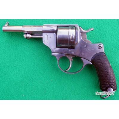 RARE revolver Mle 1873 série X de 1879