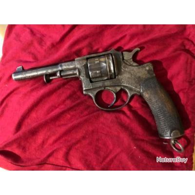 Revolver essai St Etienne mle 87/90