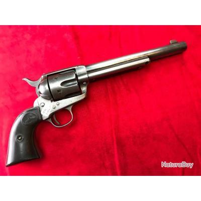 "Colt SAA 1873 cal.32/20 Winch (rare dans ce calibre) 7""1/2 (1210)"