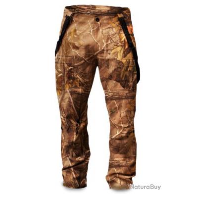 """Haut de gamme. Pantalon """"Kanab"""" First Lite, Taille L, camo realtree Xtra, promo, dernier exemplaire"""