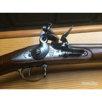 Fusil à silex Brown Bess Musket