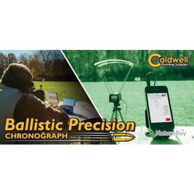 CHRONOGRAPHE BALISTIQUE DE PRECISION CALDWELL - Chronographe