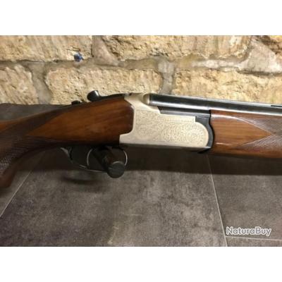 Fusil superposé LANBER calibre 12-70 éjecteurs automatiques