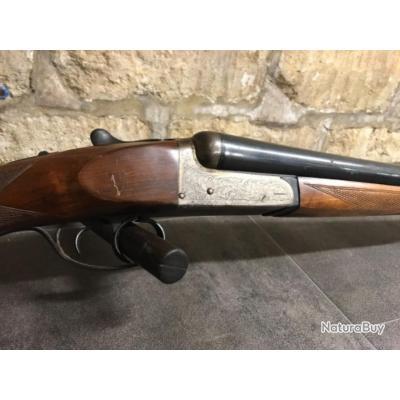Fusil juxtaposé ZABALA calibre 12/70