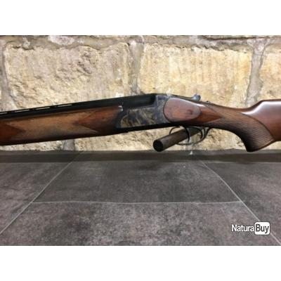 Fusil superposé calibre 12 SARRIUGARTE