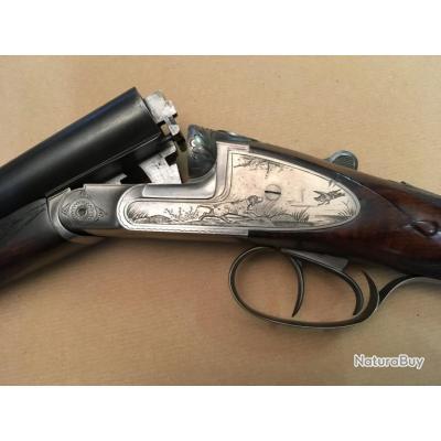 Fusil Anson Stéphanois cal.16 extracteur