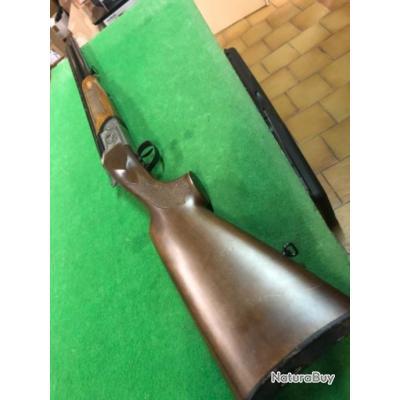 Enchère 1 euro fusil Verney carron calibre 12