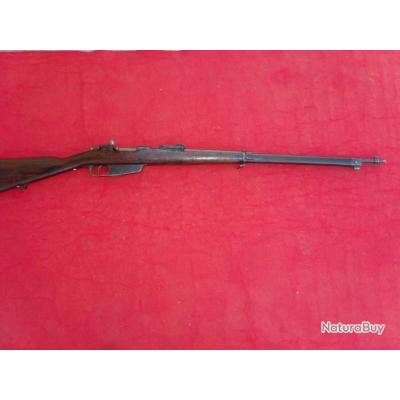 Fusil Carcano Modèle 1891 calibre 6,5mm en excellent état .