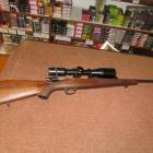 ZASTAVA Modèle M85 Calibre 222 Remington avec Lunette HAKKO 3X-12X50