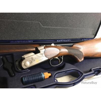 Fusil BERETTA ULTRALIGHT calibre 12/76 bille acier dans sa malette