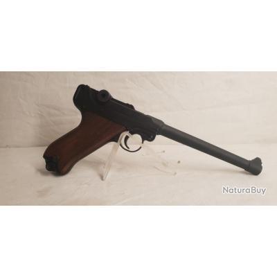 Pistolet copie luger 22 MK2 calibre 22 long rifle