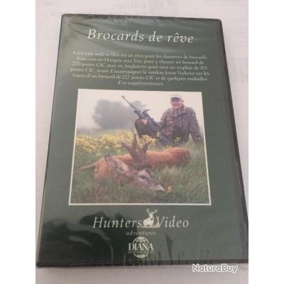 Hunter-Vidéo-brocards de rêve-1