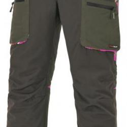 DESTOCKAGE PANTALON D HIVER PINEWOOD GEMS HUNTING BROWN taille 38 ... 6e15da77bb0a