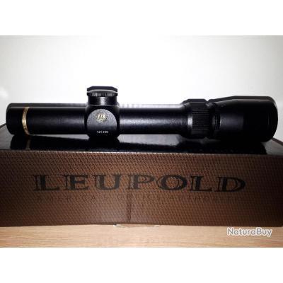 Lunette LEUPOLD VXIII 1.5-5×20
