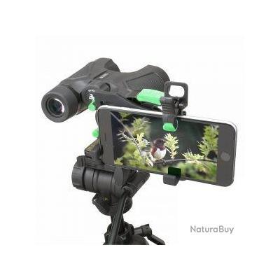 CARSON Optical IS-200 HookUpz 2.0 Adaptateur universel pour Smartphone