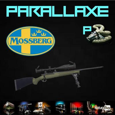Carabine MOSSBERG NIGHT TRAIN 2 CAL 308W Lunette 6-24X50