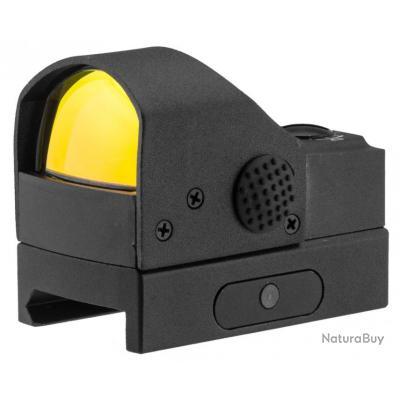 Viseur point rouge Micro-Point RTI Optics sur rail Weaver