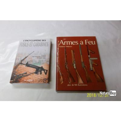 ENCYCLOPEDIE FUSILS ET CARABINES