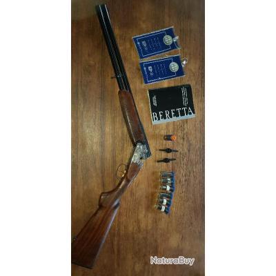 Fusil Beretta Ultralight Becassier