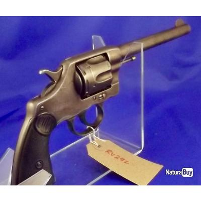 ".38 LC Colt Modele 1895 ""New Army""  Revolver Version Civile Canon 6"" pouces - pas Smith Wesson RV292"