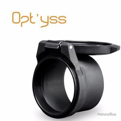 vortex bonnette defender flip cap Objectif pour 56mm Opt'yss