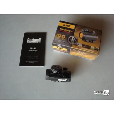 point rouge BUSHNELL trs-25   3MOA