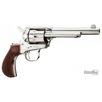 """( DOC HOLLIDAY 4.2'')Revolver Doc Holliday cal. 38 Spécial"""