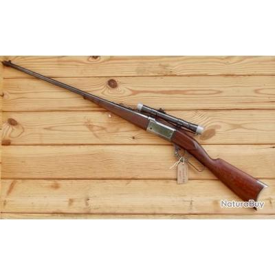 e11764f551cb89 Carabine Savage Modele 1899 cal .303 Sav - Lunette - Levier Sous Garde pas  Winchester