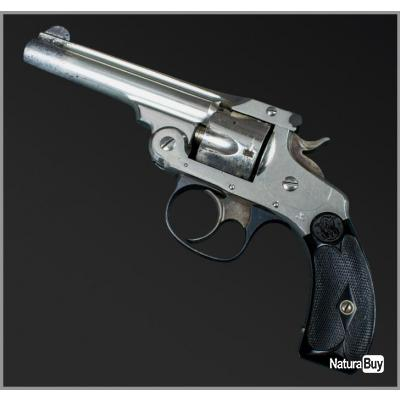 .32 SMITH & WESSON DOUBLE ACTION 4EME MODELE