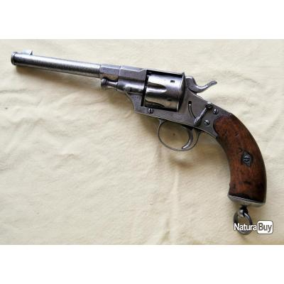 Reichsrevolver (Reichrevolver) M79 Dreyse 1882 - apte au tir