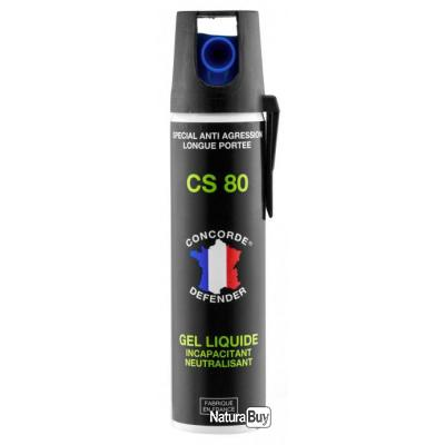 Aérosol GEL CS 80 - 75 ml