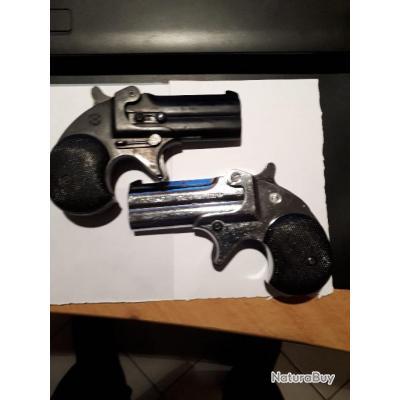 pistolet starter derringer