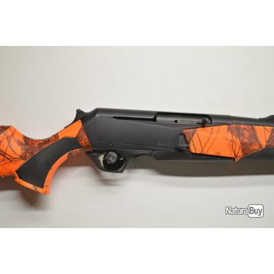 F30A- Carabine semi-auto Browning  MK3 Tracker Pro Fluted Camo