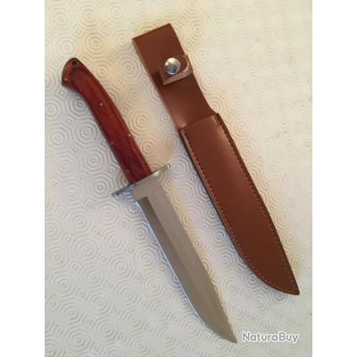 Belle dague de chasse NEUVE