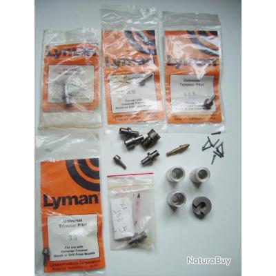 Rechargement LYMANS