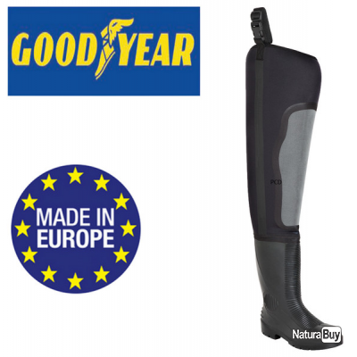 cuissarde GOOD YEARS NEOPRENE EN 4MM EN 44  SOLDE A 50 EUROS