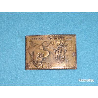 bas prix style populaire grande vente de liquidation Boucle ceinture John WAYNE édition limitée à 5000 exemplaires