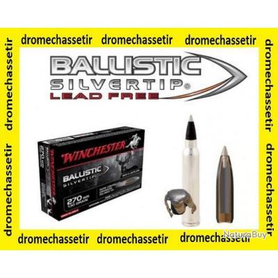 3 boites neuve de 20 cartouches  de calibre 280 Remington, Winchester Ballistic Silvertip 140 grs