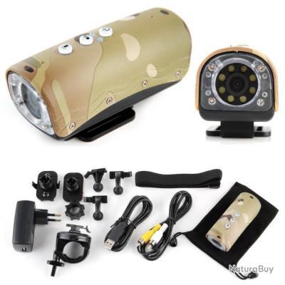 Mini camera tactique : Emerson  - 466340