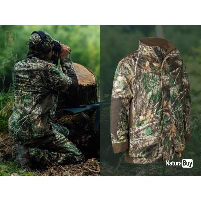 VESTE CUMBERLAND PRO JACKET DEERHUNTER  CAMO ADAPT REALTREE, NEW , Offre de lancement !!!