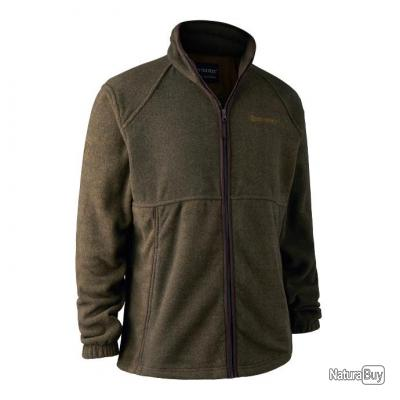 VESTE POLAIRE DEERHUNTER WINGSHOOTER   COL:371 GREEN