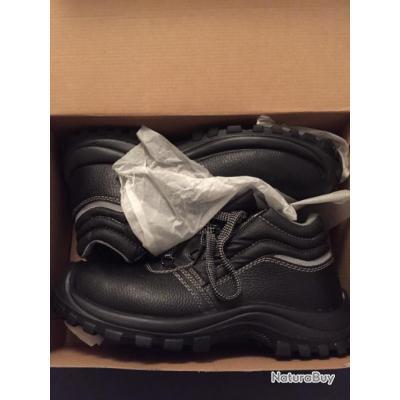 Chaussures de sécurité - pointure 45