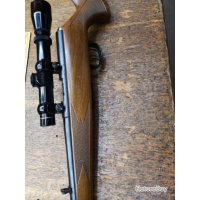 Carabine a verrou Anschutz cal 22 Mag