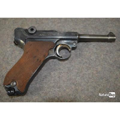 Luger P08 Code 42 - 1939 - 9x19