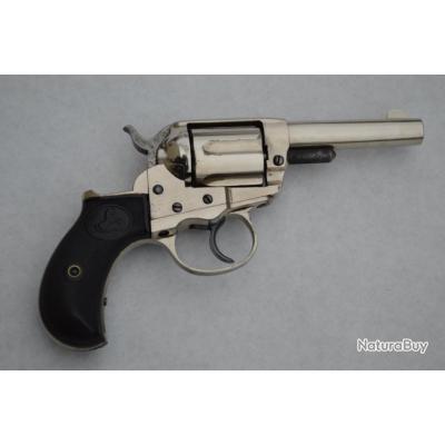 REVOLVER COLT LIGHTNING 1877 SHERIF 3.5 Pouces Calibre 38LC - US XIXè U.S.A. XIX eme Civil Neuf  Cat