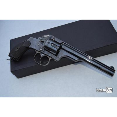 Révovler Merwin Hulbert Medium Frame 1883 Calibre 32 Smith & Wesson - US XIXè Très bon  U.S.A. XIX e