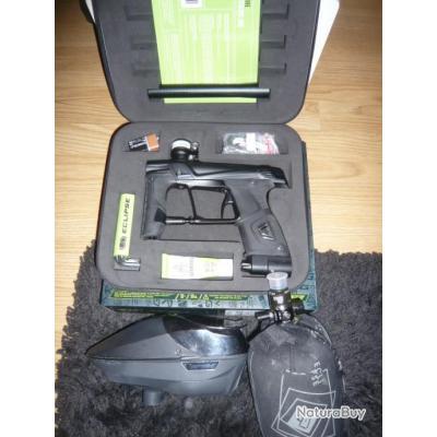Lanceur Paintball ECLIPSE GTEK 160R Black