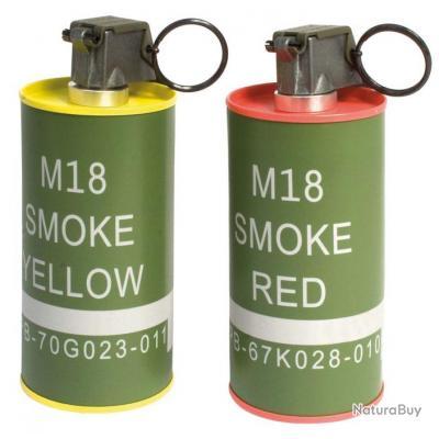 """Grenade fumigène M18 G&G"""