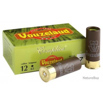 VOUZELAUD COMPLICE 65 P.6 Cartouches Vouzelaud Complice 65 Cal. 12 65